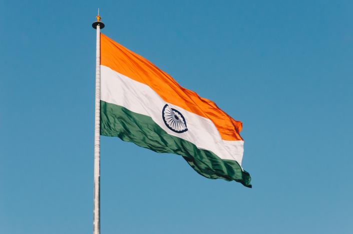 Demande ETA pour l'Inde