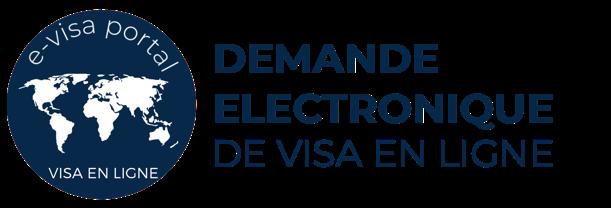 Demande de visa électronique de voyage